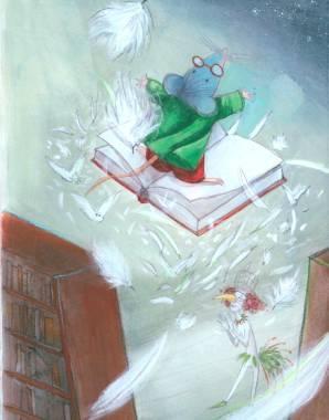 Bιβλιοπόντικας