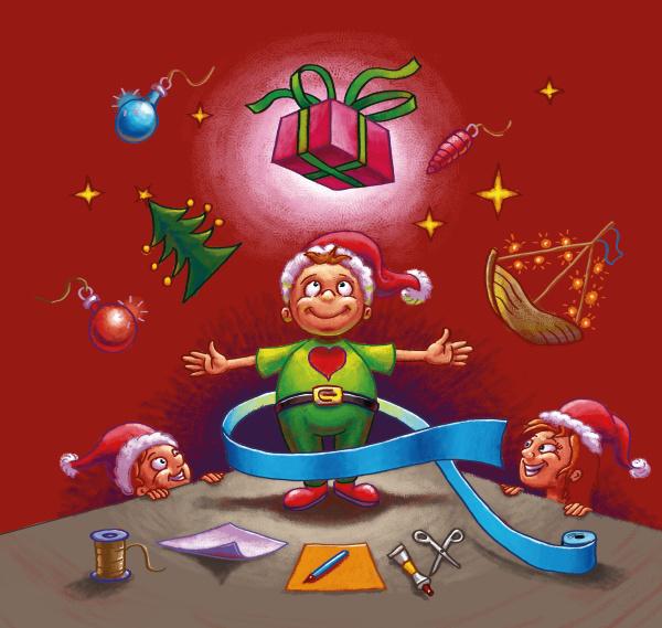 Χριστούγεννα σημαίνει αγαπώ 2015